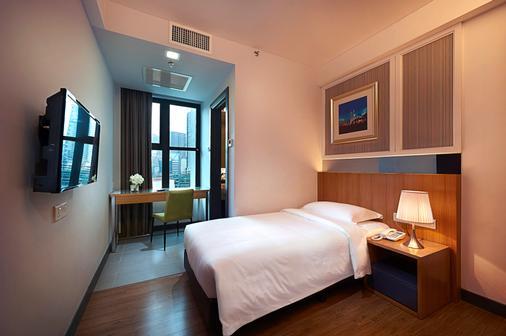 吉隆坡全西特酒店 - 吉隆坡 - 睡房