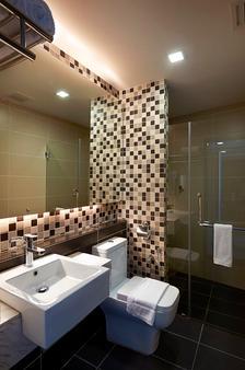 吉隆坡全西特酒店 - 吉隆坡 - 浴室