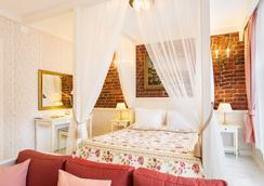 亚历山大之家酒店 - 圣彼德堡 - 睡房
