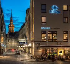 希尔顿德累斯顿酒店