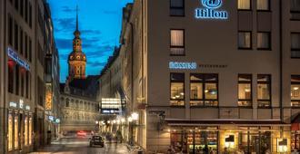 希尔顿德累斯顿酒店 - 德累斯顿 - 建筑