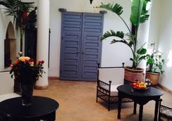 里亚德琳达酒店 - 马拉喀什 - 大厅