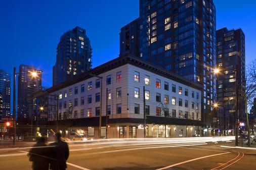莫达酒店 - 温哥华 - 建筑