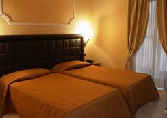 戴科索里独立酒店 - 罗马 - 睡房