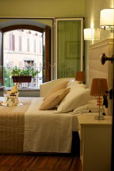 罗坎达纳沃纳酒店 - 罗马 - 睡房