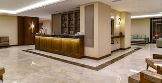 艾雅约尔吉 T 酒店 - 切什梅 - 酒吧