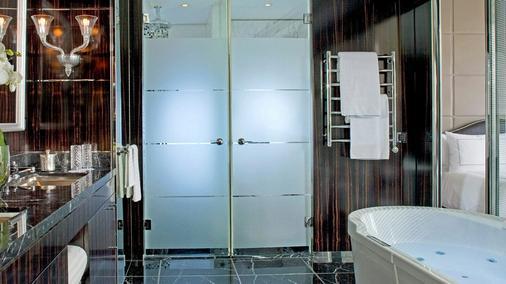 日内瓦贝尔格四季酒店 - 日内瓦 - 浴室