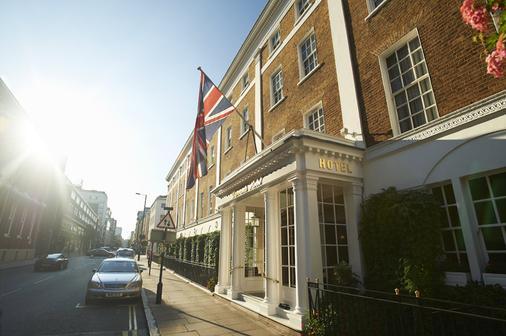杜兰特斯酒店 - 伦敦 - 建筑