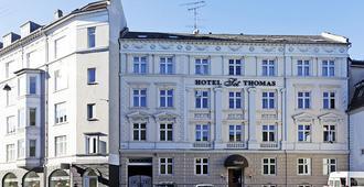 斯卡特托马斯酒店 - 哥本哈根 - 建筑