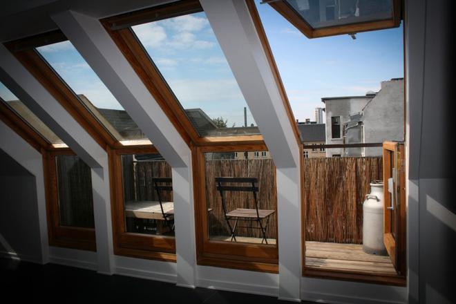 斯卡特托马斯酒店 - 哥本哈根 - 阳台