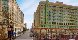 旧金山帕洛玛金普敦酒店 - 旧金山 - 建筑