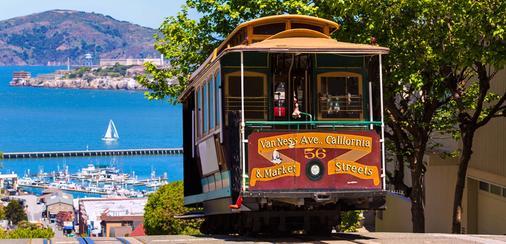 旧金山帕洛玛金普敦酒店 - 旧金山 - 景点