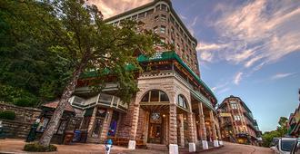 1905盆地公园酒店 - 尤里卡斯普林斯 - 建筑