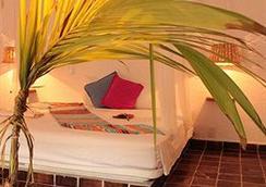Hotel Baxar - 阿卡普尔科 - 睡房