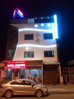 切堤科酒店 - 艾哈迈达巴德 - 建筑