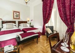 罗马诺德诺瓦酒店 - 罗马 - 睡房