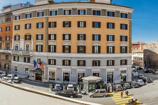 罗马诺德诺瓦酒店 - 罗马 - 建筑