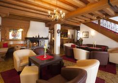 阿本图尔阿斯图里亚酒店 - 瑙德斯 - 大厅