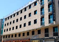 帕斯底拉卡萨阿拉斯加皮耶雷假日公寓酒店 - 帕斯底拉卡萨 - 建筑