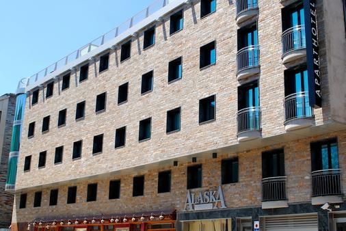 帕斯底拉卡萨阿拉斯加皮耶雷假日公寓酒店 - El Pas de la Casa - 建筑