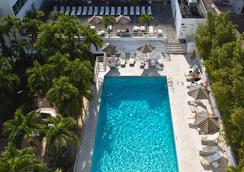 阿尔比恩酒店 - 迈阿密海滩 - 游泳池