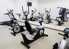 格兰德霍尔酒店 - 叶卡捷琳堡 - 健身房