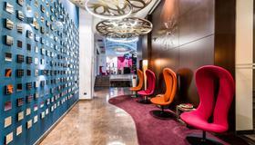 派拉蒙酒店 - 布达佩斯 - 大厅