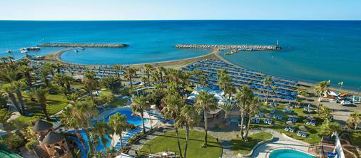 劳德斯海滩酒店 - 拉纳卡 - 海滩
