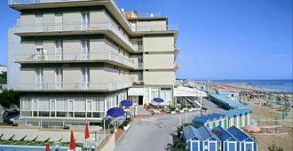 总统酒店 - 佩萨罗 - 建筑