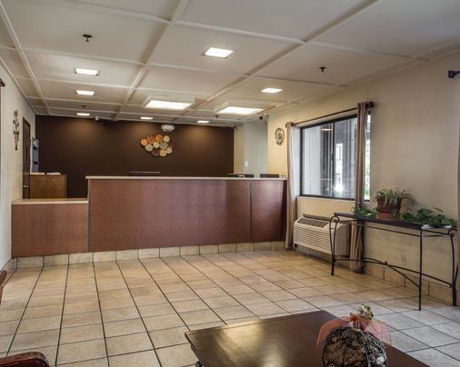 罗德威汽车旅馆 - 圣罗莎 - 柜台