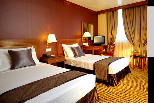 新加坡万富大酒店 - 新加坡 - 睡房