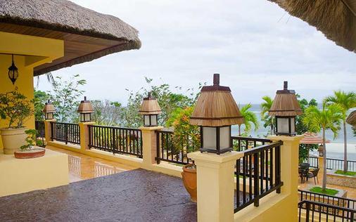 棕榈微风度假村 - 长滩岛 - 阳台
