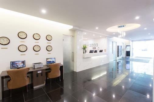 墨尔本南方大酒店 - 墨尔本 - 商务中心