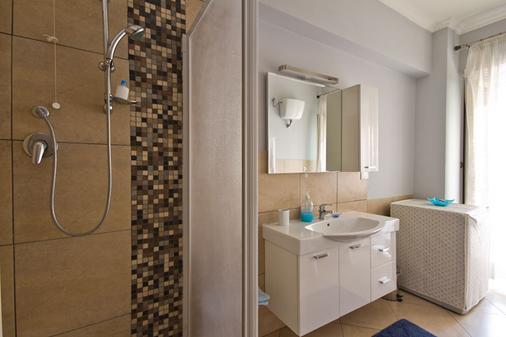 罗马阿皮亚达微25住宿加早餐酒店 - 罗马 - 浴室