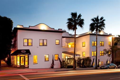 圣地亚哥方德酒店 - 圣地亚哥 - 建筑