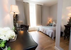 尼古拉酒店 - 慕尼黑 - 睡房