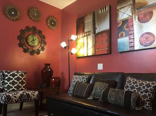 Ypao Breeze Inn - 关岛 - 大厅