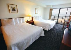 索弗布雷特海滨酒店 - 登高精选酒店成员 - 弗吉尼亚海滩 - 睡房