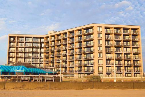 索弗布雷特海滨酒店 - 登高精选酒店成员 - 弗吉尼亚海滩 - 建筑