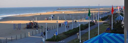 索弗布雷特海滨酒店 - 登高精选酒店成员 - 弗吉尼亚海滩 - 海滩
