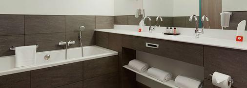 阿姆斯特丹市中心阿波罗华美达酒店 - 阿姆斯特丹 - 浴室