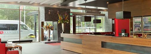 阿姆斯特丹市中心阿波罗华美达酒店 - 阿姆斯特丹 - 柜台