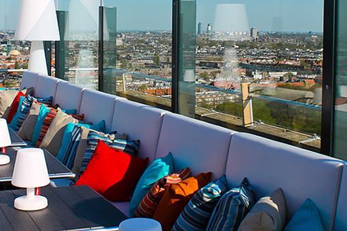 阿姆斯特丹市中心阿波罗华美达酒店 - 阿姆斯特丹 - 休息厅