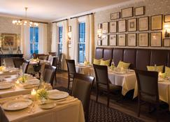 法谢尔酒店 - 米尔福德(宾夕法尼亚州) - 餐馆