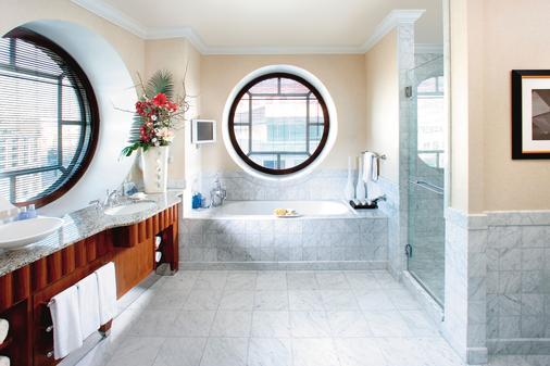 华盛顿文华东方酒店 - 华盛顿 - 浴室