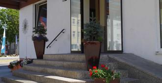 慕尼黑帝国酒店 - 慕尼黑 - 建筑