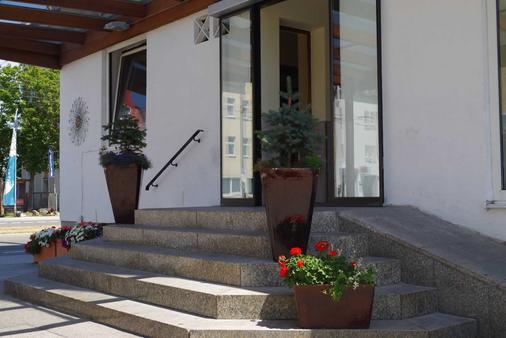 帝国酒店 - 慕尼黑 - 建筑