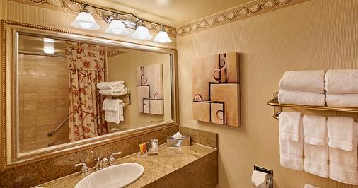 金块赌场酒店 - 拉斯维加斯 - 浴室