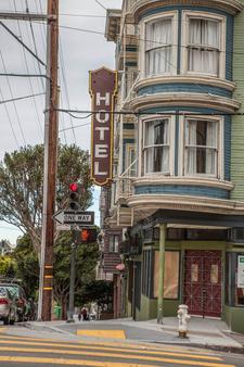旧金山卡萨洛玛酒店 - 旧金山 - 建筑