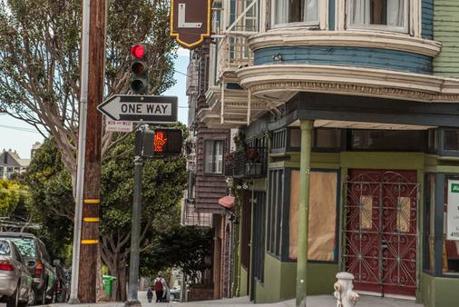 卡萨洛玛酒店 - 旧金山 - 建筑